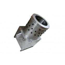 Mesin Cabut Bulu Ayam 7-10 Ekor Tanpa Engine